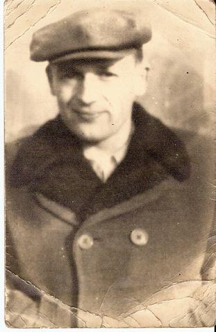 Najstarsze zdjęcie taty